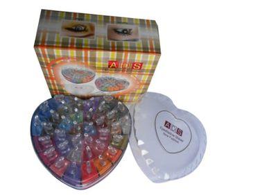 ADS Eye Shadow Shiner A8335 (18 Shades - Multicolor)