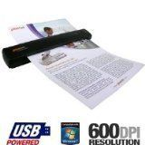 Plustek MobileOffice S400 Portable Scanner