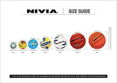 Nivia VB-472 Up Volleyball (Size 4)