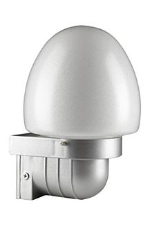 Glowmac Moon Flare CFL Bulb (Silver, Pack of 2)