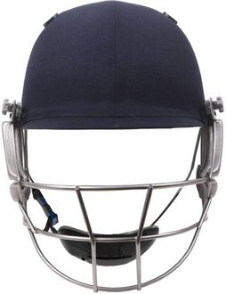 Shrey Masterclass Air Stainless Steel Visor Cricket Helmet (Medium)