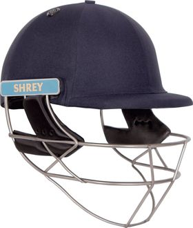 Shrey Masterclass Air Stainless Steel Visor Cricket Helmet (Small)