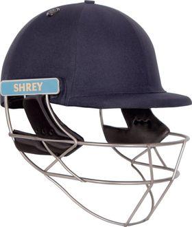 Shrey Masterclass Air Stainless Steel Visor Cricket Helmet (Small)