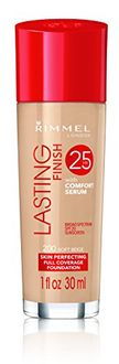 Rimmel London 25 Hour Lasting Finish Foundation (200 Soft Beige)