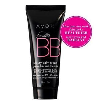 Avon Ideal Flawless BB Beauty Balm Cream (Light)
