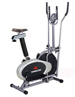 Kamachi  OB-332 Elliptical Trainer (4 Ways Adjustable Seat)