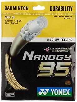 Yonex Nano GY 95 Badminton String - 10m