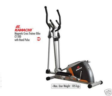 Kamachi  CT-500 Magnetic Elliptical Cross Trainer