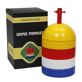 Cougar Dome Cone Marker - 3 Inch (Set of 40)
