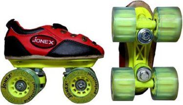 Jonex Professional Quad Roller Skates  (Size 2 UK)