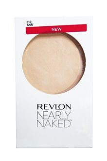 Revlon Compact Nearly Naked Pressed Powder (Fair)