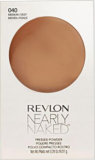 Revlon Compact Nearly Naked Pressed Powder (Medium)