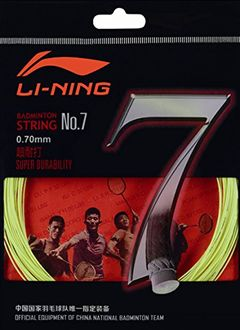 Li-Ning No 7 0.70mm Badminton Gut