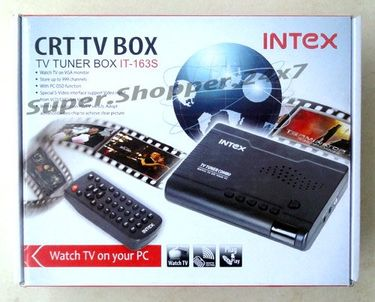 Intex IT 163S CRT TV Tuner