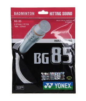 Yonex BG 85 0.67mm Badminton Strings 10m