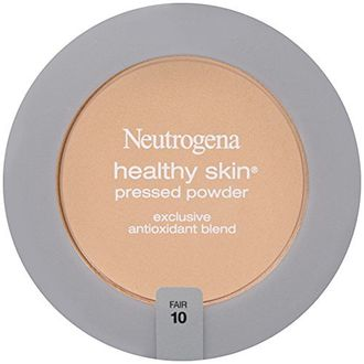 Neutrogena Healthy Skin Pressed Powder PF 20 (Fair 10) (Set of 2)