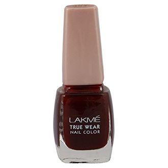 Lakme  True Wear Nail Color (Shade 403)