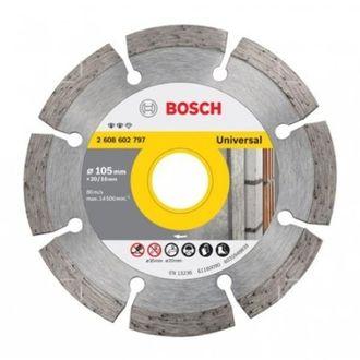 Bosch 2 608 602 797 Diamond Cutting Disc Set (10 Pc)