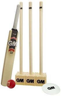 GM Flare Single Bat Plastic Set (Size 6, Combo)