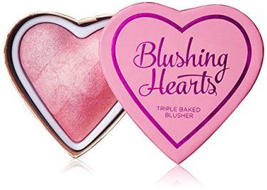 Makeup Revolution I Heart Makeup Hearts Blusher (Blushing Heart)