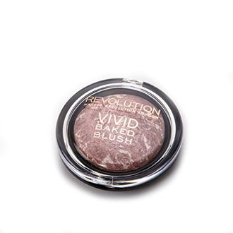 Makeup Revolution London Hard Day Baked Blusher