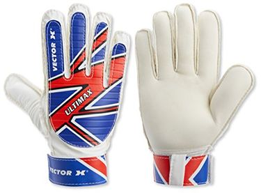 Vector X Ultimax Goal Keeping Gloves (Size 10)