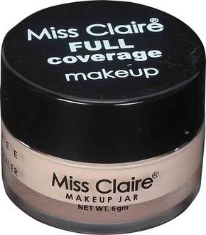 Miss Claire Full Coverage Makeup Foundation 2 Fair