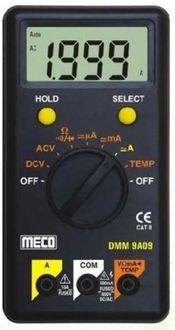 Meco DMM9A09 Digital Multimeter