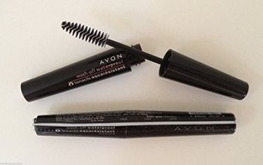 Avon Wash-off Waterproof Mascara (Black)
