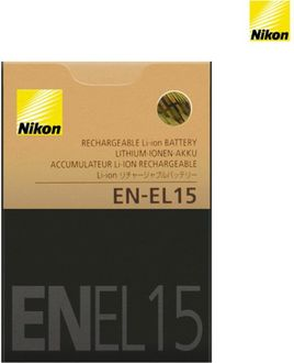 Nikon EN-EL15 Li-ion Battery