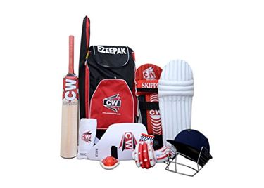 Cw Junior Complete Cricket Kit (Size 6)
