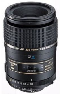 Tamron SP AF 90mm F/2.8 Di 1:1 Macro Lens (for Canon DSLR)