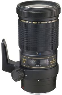 Tamron SP AF 180mm F/3.5 Di LD (IF) 1:1 Macro Lens (for Canon DSLR)