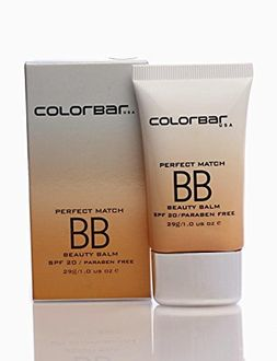 Colorbar  Perfect Match Beauty Balm Creme Foundation (White Light)