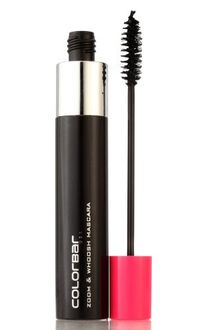 Colorbar  Zoom and Whoosh mascara (Black Sin)