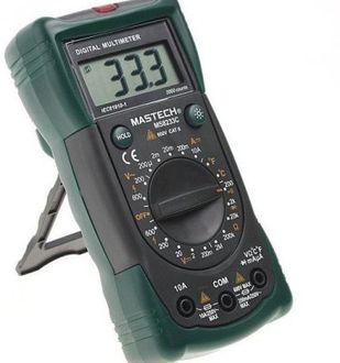 Mastech MS-8233C Digital Multimeter