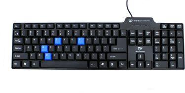BeeKonnect KB101 USB Standard Keyboard