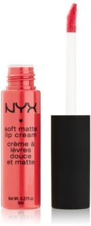 NYX Soft Matte Lip Cream (San Paulo)
