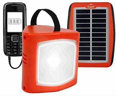 d.light S300 Solar Lamp 10w