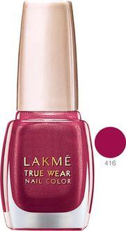 Lakme  True Wear Color Crush Nail Polish (Shade 55)