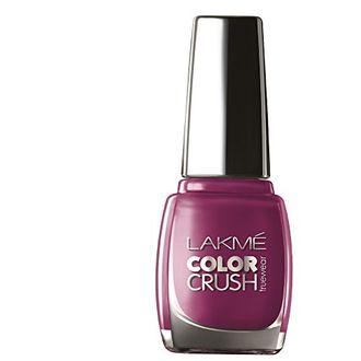 Lakme  True Wear Color Crush Nail Polish (Shade 58)