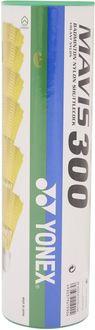 Yonex Mavis 300 Nylon Shuttle  (Pack Of 6)