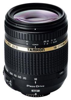 Tamron AF 18-270mm F/3.5-6.3 Di-II VC LD Aspherical (IF) Macro Lens (for Nikon DSLR)