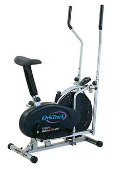 Galaxy Fitness Orbitrek Platinum Elliptical Trainer