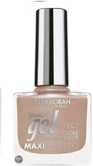 Deborah Milano Gel Effect Nail Polish (02- Nude Lingerie)