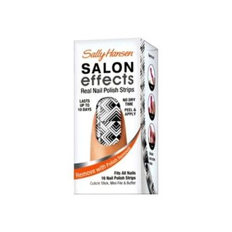 Sally Hansen Salon Effects Real Nail Polish Strips (Tri-bal it On)