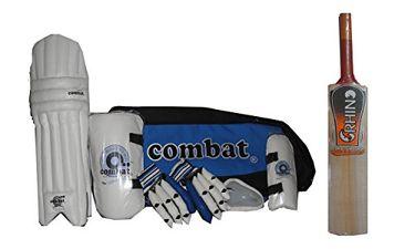 Combat Match Complete Cricket Kit (Boys, Size 4)