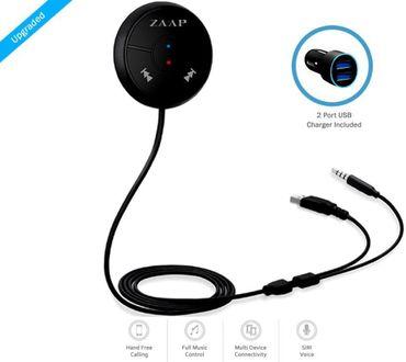Zaap 3rd Generation Bluetooth 4.0 Car Kit