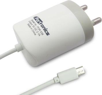 Portronics POR-539 2.1A Micro USB Wall Charger