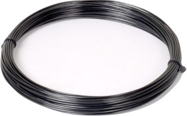 Polyfibre Black Venom 1.30mm Tennis String - 12 m